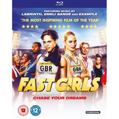 Fast Girls Blu-Ray [2012]