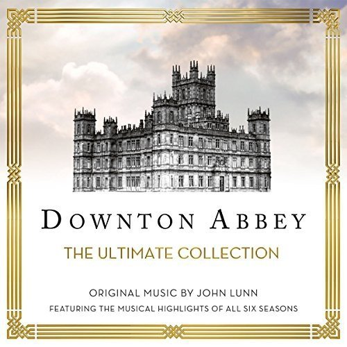 The Chamber Orchestra Of London - Downton Abbey - The Ultimate Collection [CD]