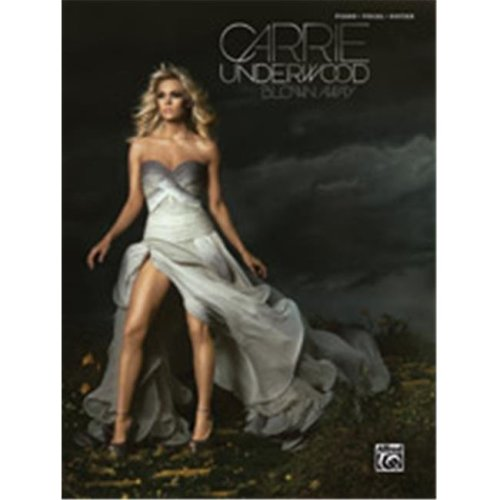 Alfred 00-39491 CARRIE UNDERWOOD BLOWN AWAY- PVG BK