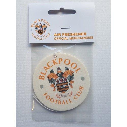 Blackpool Air Freshener - Official Blackpool Crest Air Freshener