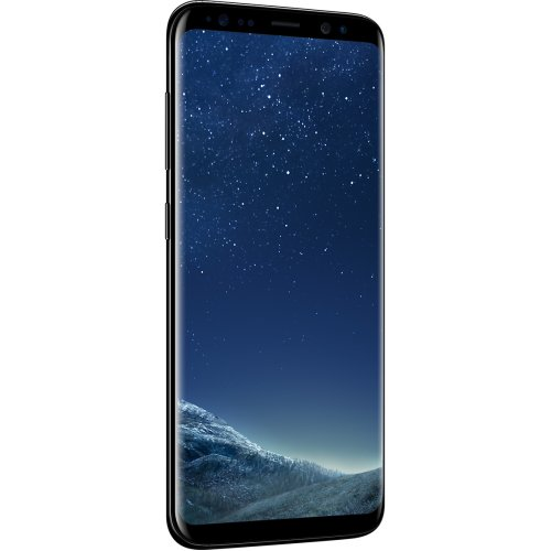 (Unlocked, Midnight Black) Samsung Galaxy S8 Single Sim   64GB   4GB RAM