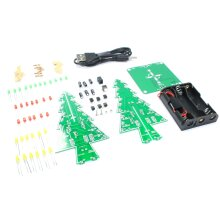 LED Christmas Tree DIY Kit
