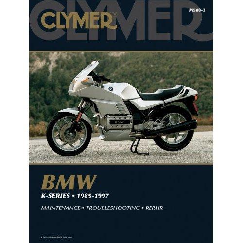 BMW K Series 1985-97 (Clymer Motorcycle Repair)