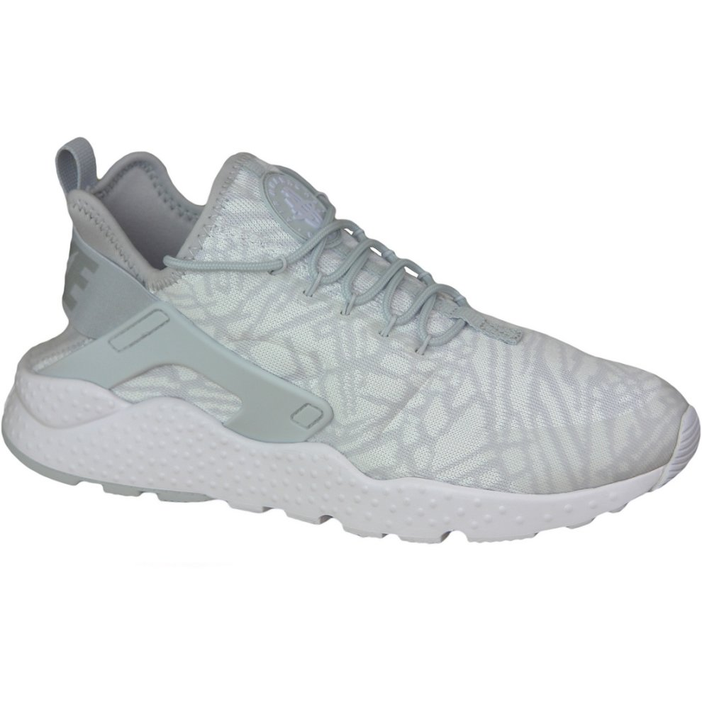 (7.5) Nike Air Huarache 818061-100 Womens White sports shoes