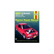 BMW 3-Series & Z3 (1992-1998) - Car Manual