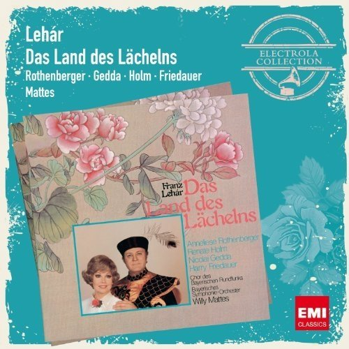 Anneliese Rothenberger - Lehar: the Land of Smiles  (electrola Collection) [CD]