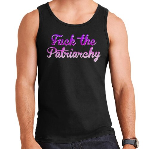 Anti Men Fck The Patriarchy Men's Vest