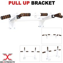 Chin Pull Up Bar Home Gym Chinning Station Multi Grip
