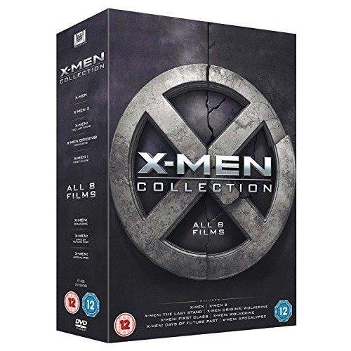 X-Men - Movie Collection (8 Films) DVD [2016]