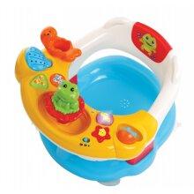 Waterpret Badstoel bath toys 50 cm multicolor