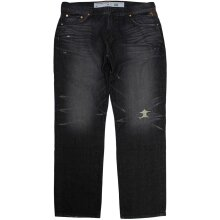 Lrg True Straight Jeans Triple Indigo