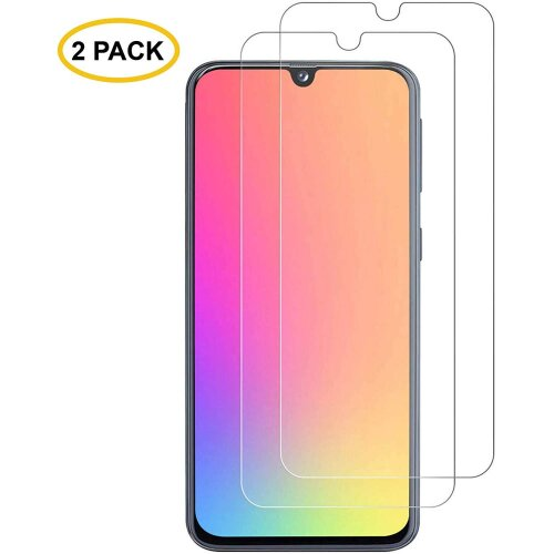 2 Pack Tempered Glass Screen Protector For Samsung Galaxy A40