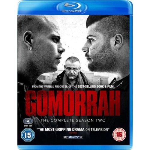 Gomorrah Season 2 Blu-Ray [2016]
