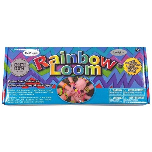 Rainbow Loom Official 2.0 Kit With Metal Hook Tool