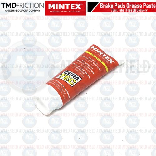 Mintex Ceratec Anti Squeal Brake Pad Lubricant Grease Paste 75ml tube Cera tec