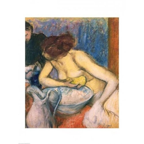 The Toilet 1897 Poster Print by Edgar Degas - 24 x 36 in. - Large