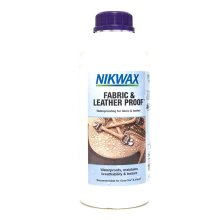 Nikwax Fabric & Leather Proof Refill 1L