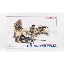 Dragon Figures Soldati - Soldiers USA Sniper Military - 1:35