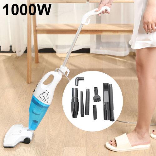 2 in1 Stick Powerful Vacuum Cleaner 1000W Corded Bagless Handhel