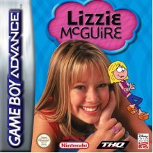 Lizzie McGuire (GBA) - Used