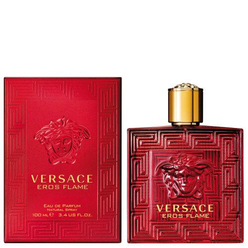 Versace Eros Flame Eau De Parfum Spray - 100ml