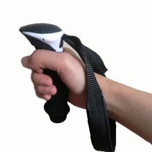 Trekking Ski Pole Grip Handle Replacement With Strap, Pole Grip Accessory