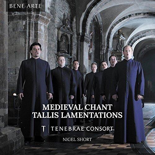 Tenebrae Consort - Medieval Chant, Tallis Lamentations [CD]