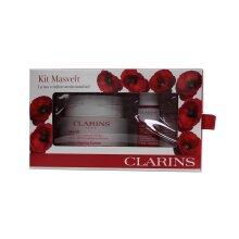 Clarins Masvelt Body Care Set 200ml Body Cream  30ml Peeling  30ml Balm