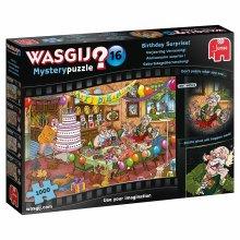 Jumbo Wasgij Mystery 16 Birthday Surprise 1000 Piece Jigsaw Puzzle