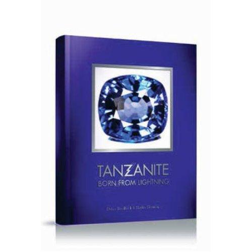 Tanzanite Born from Lightning by Didier Brodbeck & Hayley Henning
