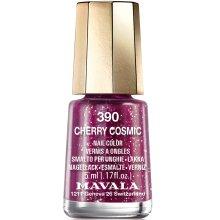 Mavala Mini Nail Polish Cherry Cosmic 5ml
