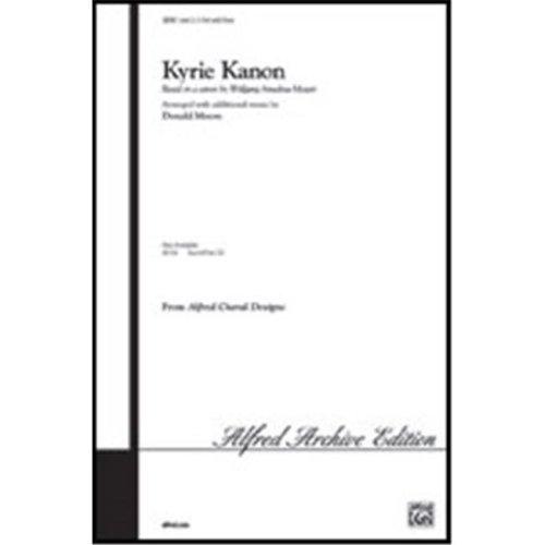 Alfred 00-20102 KYRIE KANON-STRX CD