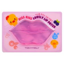 Tony Moly, Kiss Kiss Lovely Lip Patch, 1 Piece