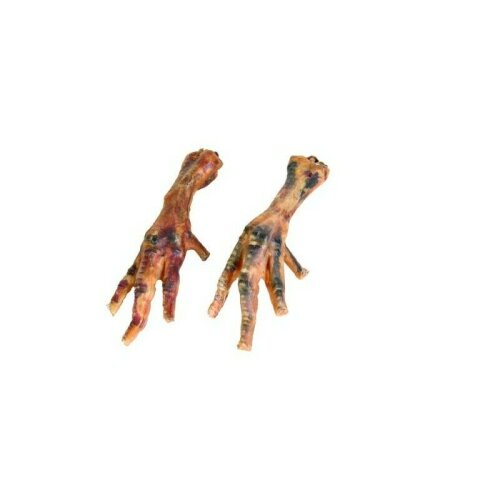 Dried Chicken Feet Tasty Chew Treat For Dogs