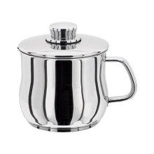 Stellar S163 Milk/Sauce Pot, Silver, 14 cm, 1.7 Litre
