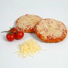 Capri Frozen Mini 5inch Cheese and Tomato Pizzas - 1x30x5inch