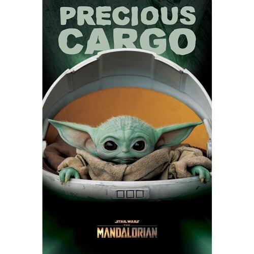 Star Wars The Mandalorian Precious Cargo Poster
