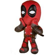 Deadpool 12'' Marvel Shocked Soft Plush Toy
