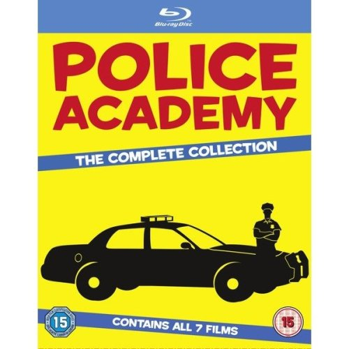Police Academy - The Complete Collection (7 Films) Blu-Ray [2013]