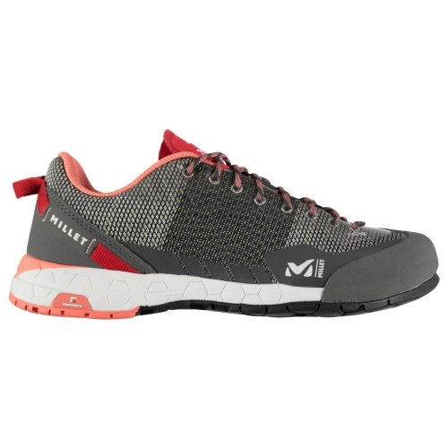 Millet LD Amuri Approach Walking Shoes Boys Trainers Grey Outdoor Footwear