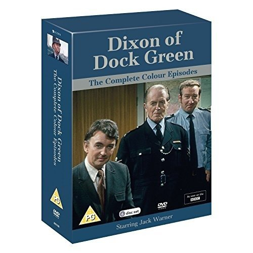 Dixon Of Dock Green - Collection 1 to 3 DVD [2015]