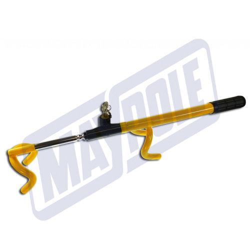 Maypole Universal Double Hook Steering Wheel Lock