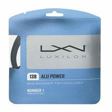 Luxilon Big Banger Power Tennis String Silver 15-Gauge/138mm