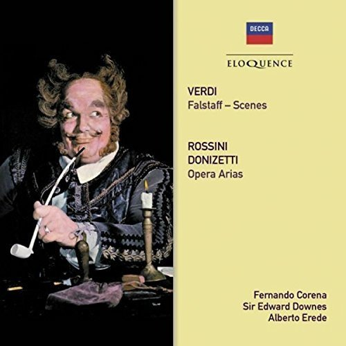 Downes  Edward - Verdi: Falstaff (highlights) [CD]