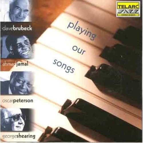 Oscar Peterson - Playing Our Songs [CD]