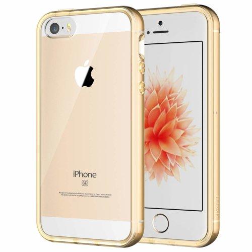 custodia per iphone 5s gold