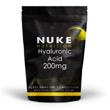 Hyaluronic Acid 200mg High Strength Anti Aging Skin Care 120 CAPSULES