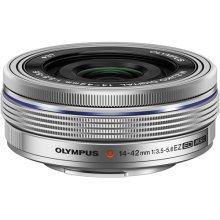 OLYMPUS 14-42mm F3.5-5.6 EZ ED Silver (White Box)
