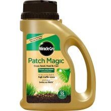 Miracle-Gro Patch Magic Grass Seed Shaker Tub 1015g