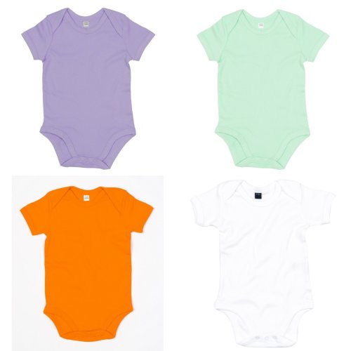 Babybugz Baby Unisex Cotton Bodysuit